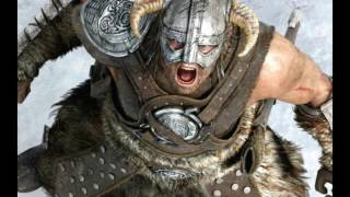 Skyrim - Shouts For Different Voice Types And Races