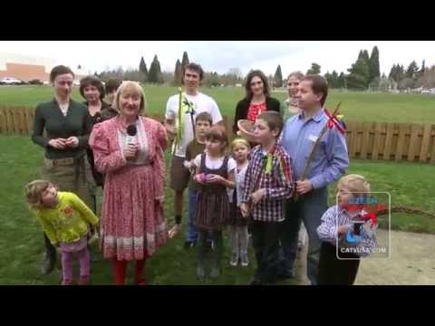 Czech Easter Traditions - (Czech-American TV)