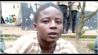 Why I killed my mum slept with her corpse - Teenager