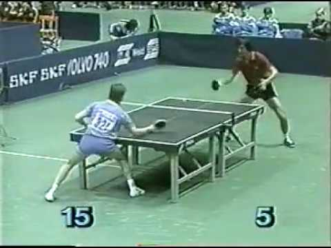 Legendary Sweden National Team Table Tennis Training(inclu. Jan Ove Waldner)