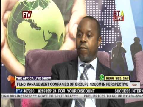 Fund Management Companies Of Group Nduom In Perspective