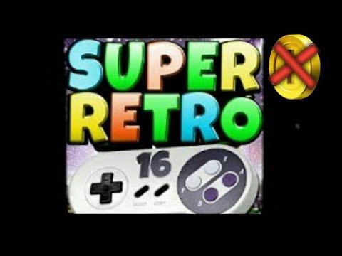 super retro 16 apk 2019