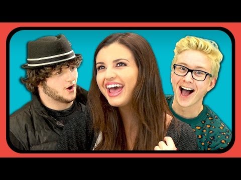 YouTubers React To Saturday - Rebecca Black