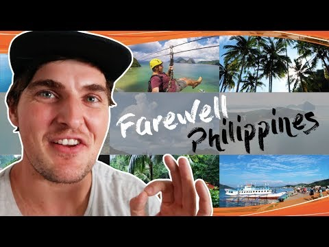 The End of my Philippines Adventure: A Month of Travelling and a Lifetime of Memories...