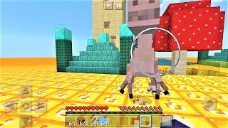 Minecraft sinh tồn Survival & sáng tạo Creative 20