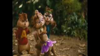 Alvin y las ardillas 3 Jeanette y Simon