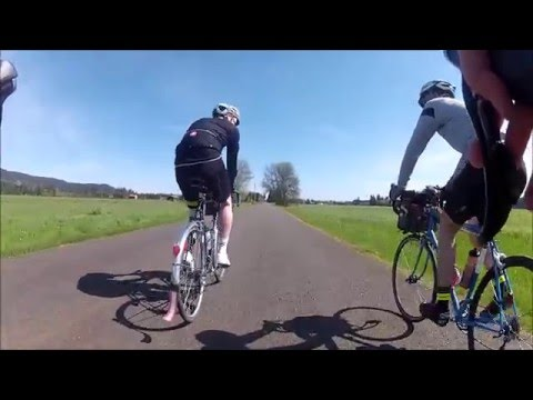 Seattle Randonneurs - Olympia 300K ride April 02, 2016