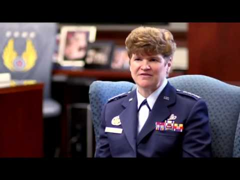 USAF 4-Star General Janet Wolfenbarger