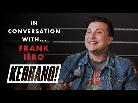 In Conversation With FRANK IERO