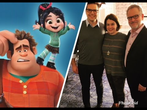 """Ralph Breaks The Internet"" Interview With Directors Phil Johnston & Rich Moore"