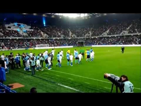 Match inaugural - Stade Océane - HAC / LOSC.wmv