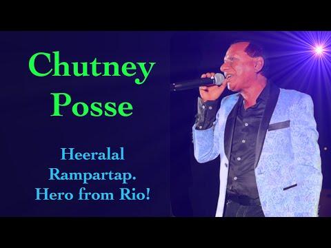 Heeralal Rampartap - Chutney Posse (Chutney Soca)