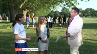 Channel 4 News Interview: FIFA's impact on Women's Football