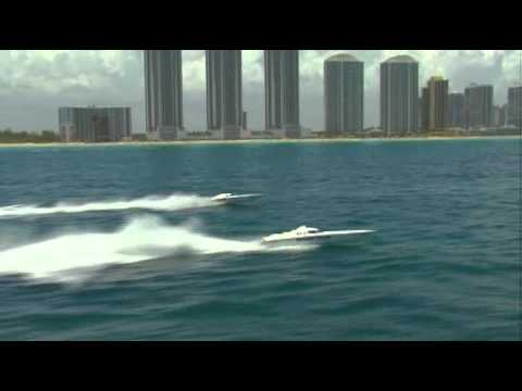 2010 Sunny Isles Beach Offshore Challenge - OPA Racing