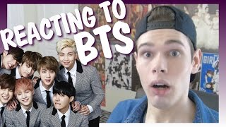 One of Dylan Jacob's most viewed videos: Reacting to BTS I Dylan Jacob
