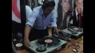 JR 2000 DJ DIABLO MIX DE QUITO-ECUADOR INVITADO EN RADIO AMÉRICA EN VIVI