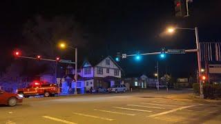 House Fire On Broadway In Little Rock