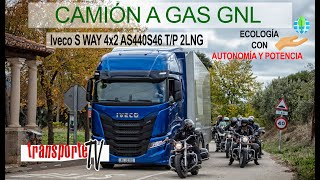 Iveco a Gas S WAY 4x2 AS440S46 T/P 2LNG