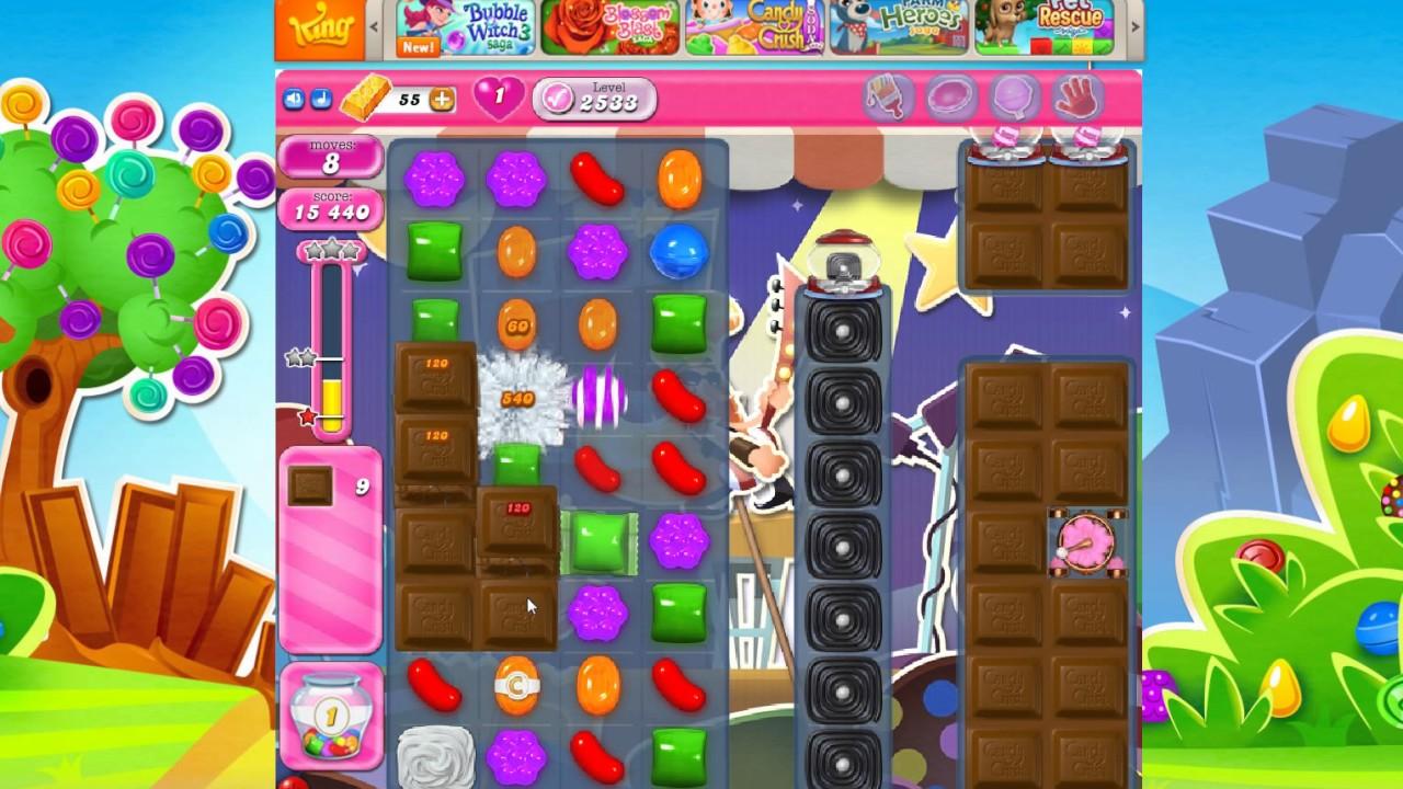 candy crush saga cheats level 2533