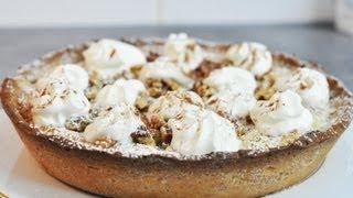 Recette de la tarte de patate douce aux épices ou sweet potato pie