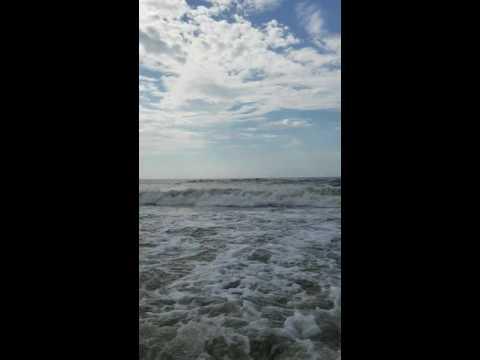 Waves at Far Rockaway