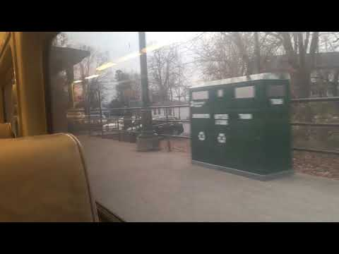 MTA Metro-North Railroad: Train ride from Poughkeepsie to Grand Central Terminal (Full ride)