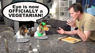 'I'm now OFFICIALLY a VEGETARIAN!'  a New Biscuit Talky Compilation on the Cricket Chronicles
