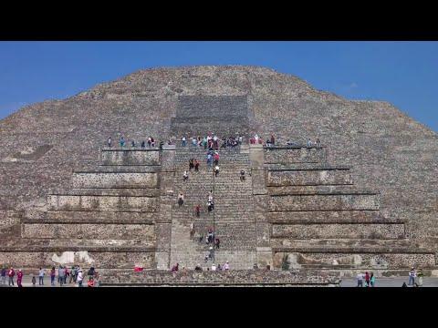CIUDADES DEL MUNDO - MEXICO D F 2 ..HD