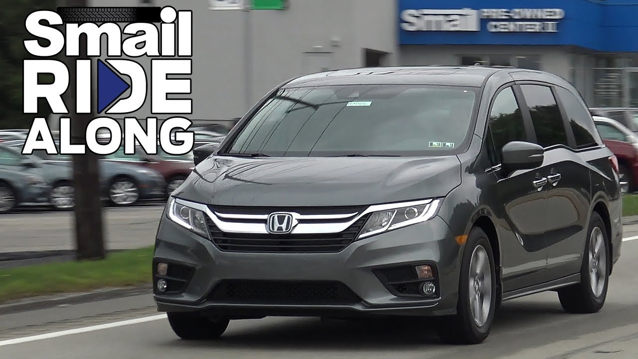 2018 Honda Odyssey Ex L Review And Test Drive Smail Ride Along