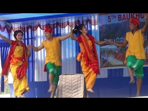 Bodo Bwisagu dance