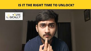 Gambar cover Is it the right time to Unlock | Yours Logically by Keshav Kothari