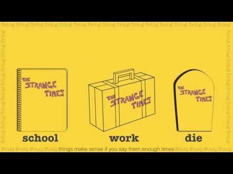THE STRANGE TIMES - Firing (Lyric Video)