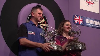 Winmau World Masters Men's and Women's Darts Finals