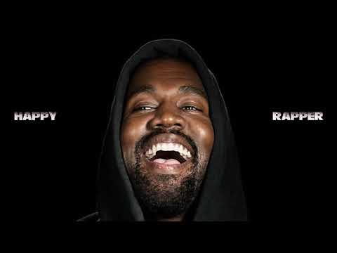 "Kanye West type beat ""Happy rapper""|Rap/Trap instrumental"
