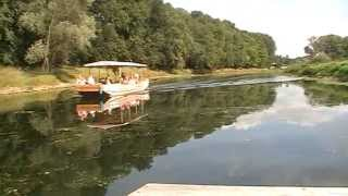 Video 2012-3-232 **BOAT RIDE ON THE ODRA** part 3 Cigacice,September 9-th 2012