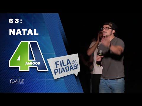 FILA DE PIADAS - NATAL - #63