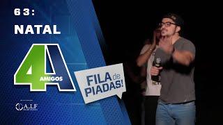 Video FILA DE PIADAS - NATAL - #63 download MP3, 3GP, MP4, WEBM, AVI, FLV Maret 2018