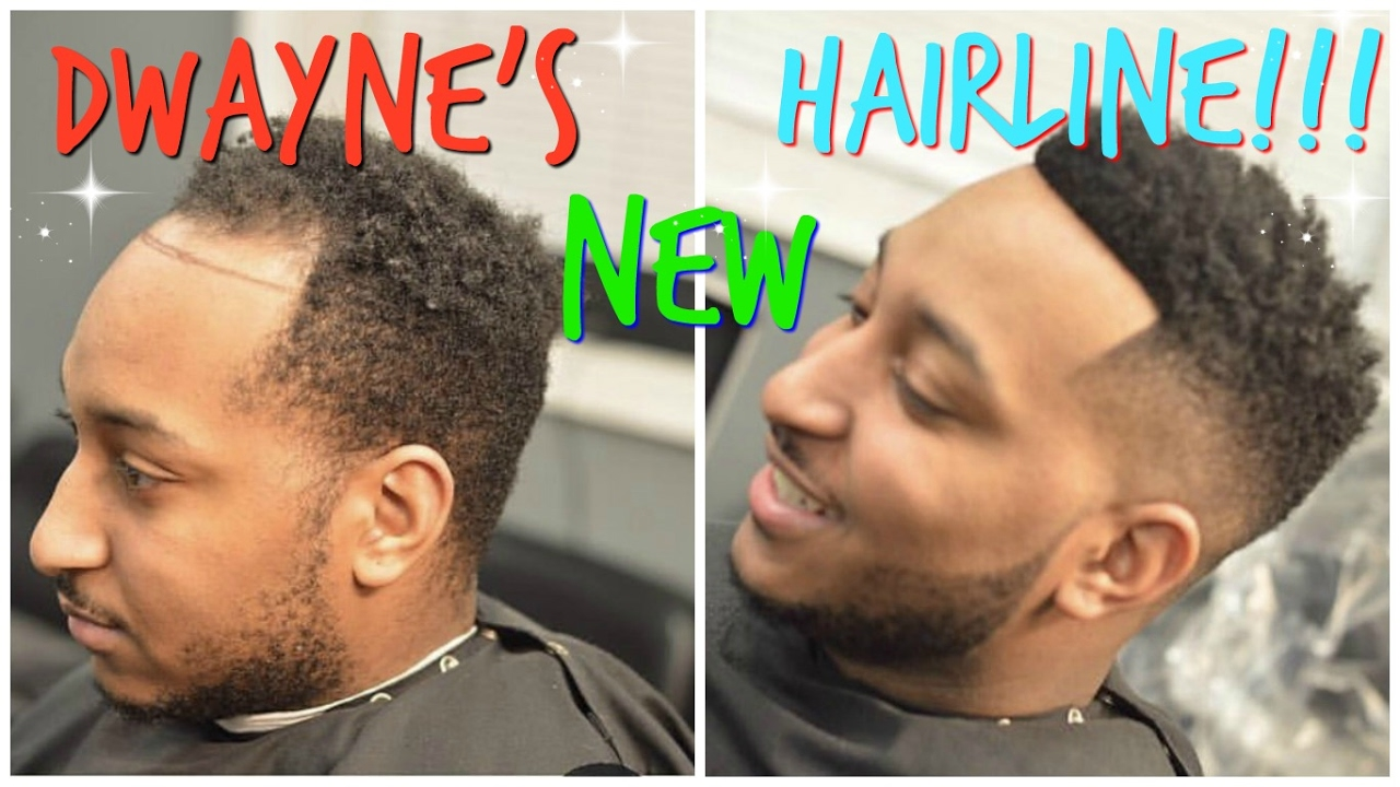 Dwaynes new hairline dwayne gets man weave youtube dwayne gets man weave youtube pmusecretfo Choice Image
