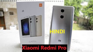 {HINDI} Xiaomi Redmi Pro - Unboxing & Hands On!