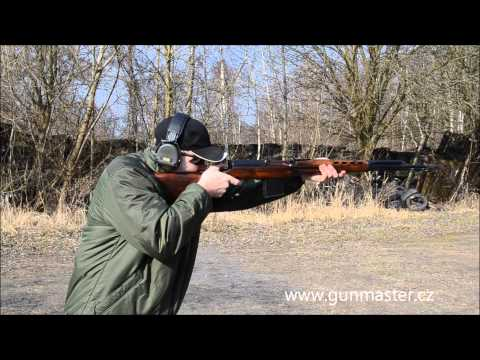 SVT 40 shooting