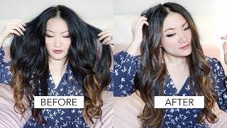 HAIR DIARIES | Subtle Balayage Melt/Ombre on Dark Hair