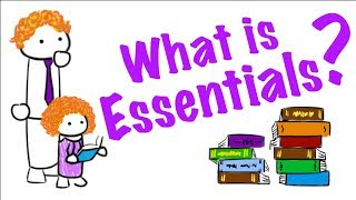 What is Essentials? (Homeschool Language Arts for 4th - 6th)
