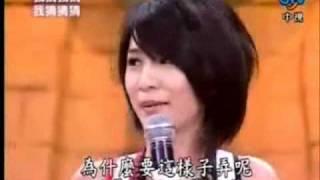 """憲哥對Hebe唱""""開不了口"""" 弄得H很害羞"""