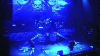 TestamenT at The House Of Blues in Dallas Texas #1