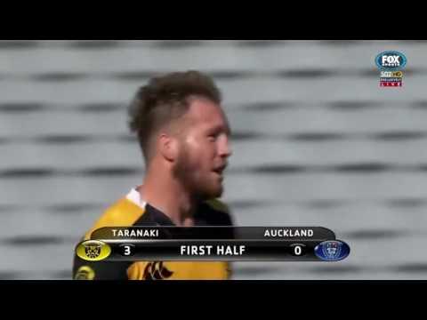 2015 ITM Cup  Auckland Seagulls vs Taranaki Bulls 23 08 2015