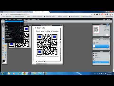 How to decorate QR Codes