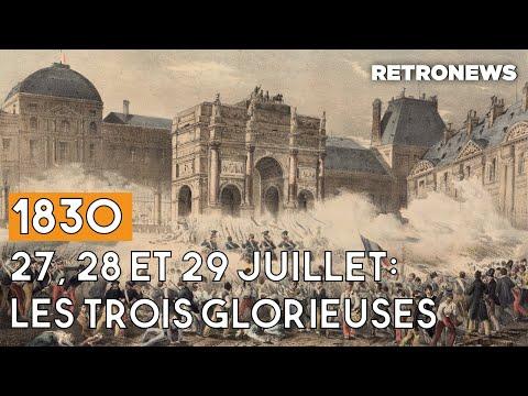 1830, sur les barricades des Trois Glorieuses