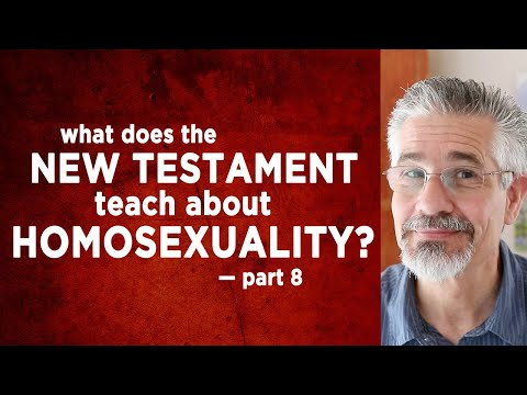 Download What Does the Bible Teach About Homosexuality