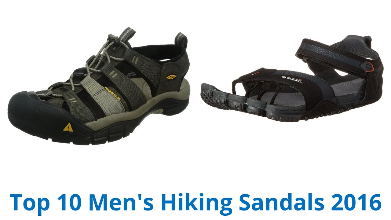 cc66bef6e 10 Best Men's Hiking Sandals 2016 - YouTube