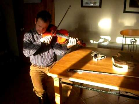 Paul Bradley Violin Maker